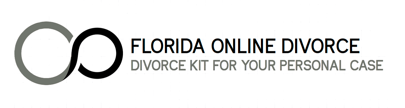 florida divorce kit logo